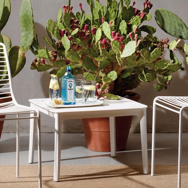 Допоміжний столик Argo 2151 Linen (215111) - Кавові столики SCAB Design