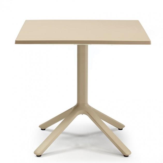 Квадратний стіл Eco 2452 70x70 Tortora (245215) - Обідні столи SCAB Design