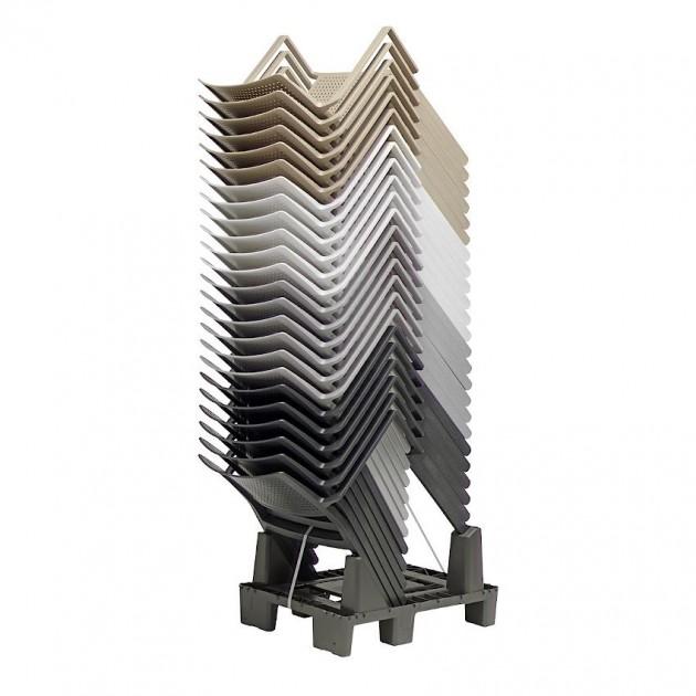Крісло Emi 2342 Tortora (234215) - Emi 2342 SCAB Design
