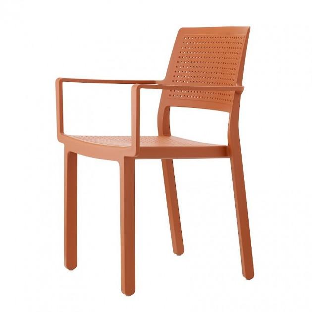 Крісло Emi 2342 Terracotta (234273) - Emi 2342 SCAB Design