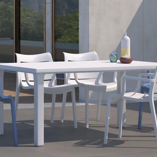 Вуличний стіл Ercole 2145 Linen (214511) - Обідні столи SCAB Design