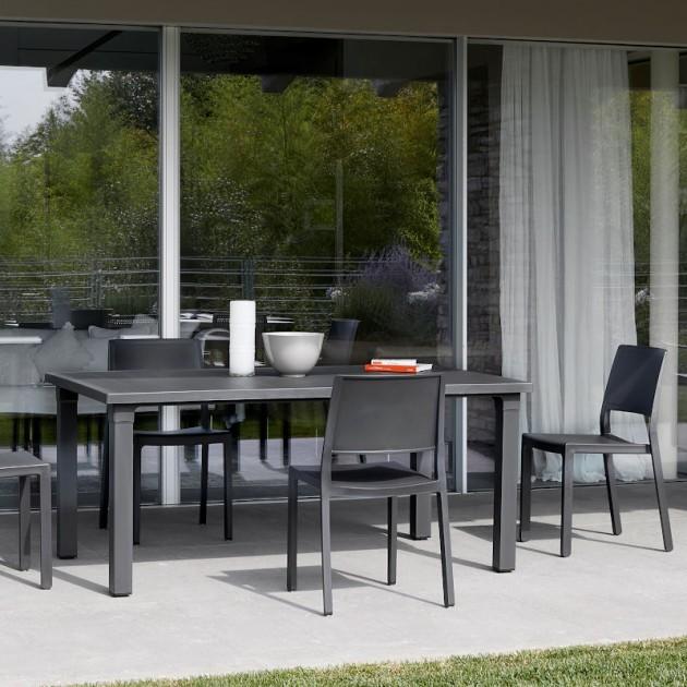 Вуличний стіл Ercole 2145 Antracite (214581) - Обідні столи SCAB Design