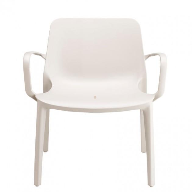 Лаунж-крісло Ginevra 2351 Linen (235111) - Вуличні крісла для кафе SCAB Design