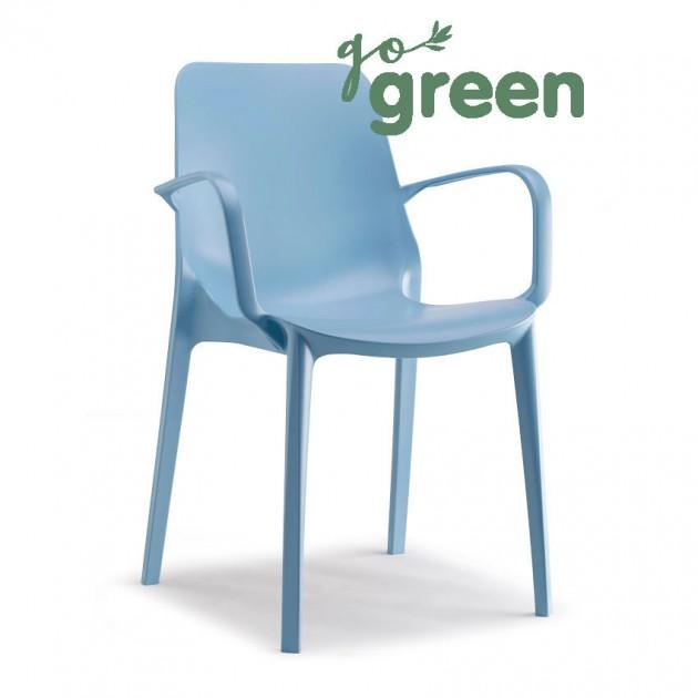 Крісло Ginevra Go Green 2378 Light Blue (237862) - Крісла Ginevra Go Green 2378 S•CAB