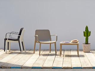 Стільці і крісла Ginevra