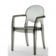 Крісло Igloo 2355 Smoked (2355183) - Крісла Igloo 2355 SCAB Design