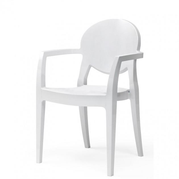Крісло Igloo 2355 Bianco (2355310) - Крісла Igloo 2355 SCAB Design