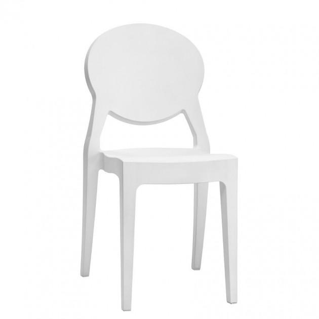 Стілець Igloo 2357 Bianco (2357310) - Стільці Igloo 2357 SCAB Design