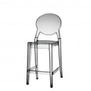 Напівбарний стілець Igloo 2359 Smoked (2359183) - Напівбарні стільці Igloo 2359 SCAB Design