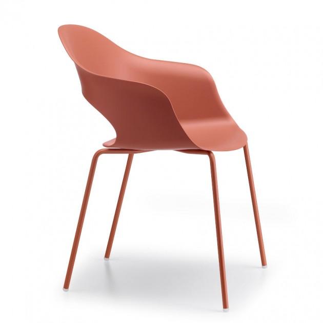 Крісло Lady B 2696 Terracotta (2696VE73) - Крісла Lady B 2696 Technopolymer S•CAB
