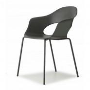 Крісло Lady B 2696 Black (2696VN80) - Крісла Lady B 2696 Technopolymer S•CAB