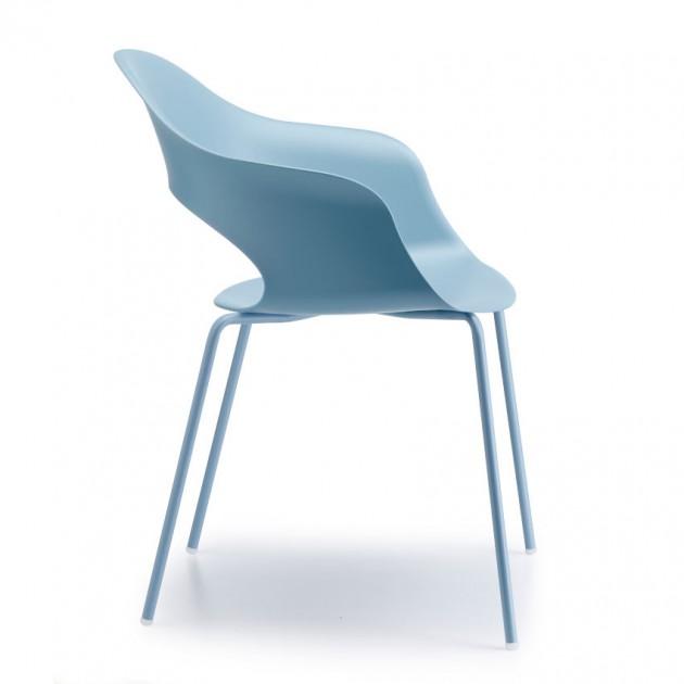 Крісло Lady B 2696 Light Blue (2696VO63) - Крісла Lady B 2696 Technopolymer S•CAB