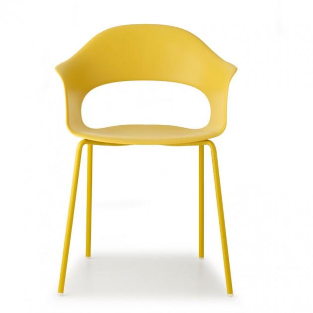 Крісло Lady B 2696 Mustard Yellow (2696VY22) - Крісла Lady B 2696 Technopolymer S•CAB