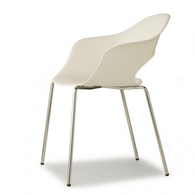 Крісло Lady B 2696 Chrome Linen (2696CR11) - Крісла Lady B 2696 Indoor S•CAB