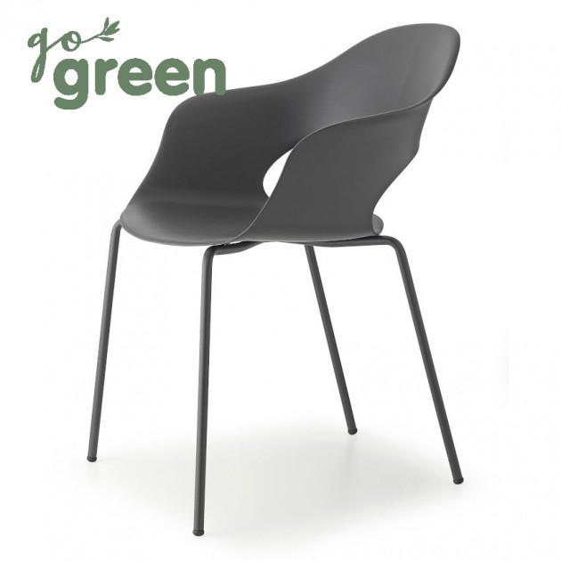 Крісло Lady B Go Green 2700 Antracite (2700VA81) - Крісла Lady B Go Green 2700 S•CAB