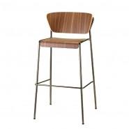 Барний стілець Lisa 2854 Wood (2854NLNC) - Lisa 2854 Wood SCAB Design