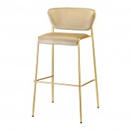 Барний стілець Lisa 2855 (2855OS) - Lisa 2855 SCAB Design