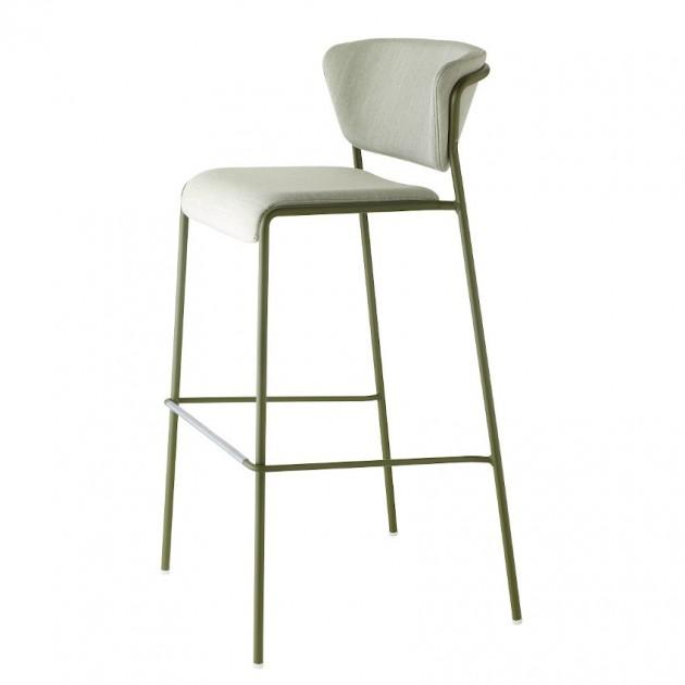 Барний стілець Lisa 2862 Waterproof (2862ZVWP89) - Lisa 2862 Waterproof SCAB Design