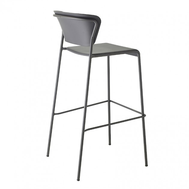 Барний стілець Lisa 2867 Technopolymer (2867VA81) - Lisa 2867 Technopolymer SCAB Design