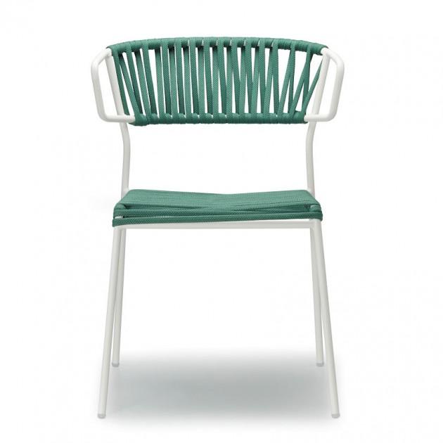 Крісло Lisa Filò 2869 Mint Linen (2869ZLN57) - Lisa 2869 Filò S•CAB