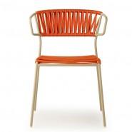 Крісло Lisa Filò 2869 Orange Dove Grey (2869ZTN30) - Lisa 2869 Filò S•CAB