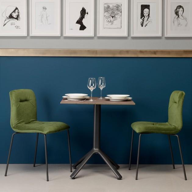 База для столу Nemo Fixed 5060 H73 Antracite (5060AV81) - Бази для столів SCAB Design