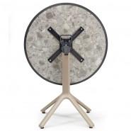 База для столу Nemo Folding 5070 H73 Dove Grey (5070AV15) - Бази для столів SCAB Design