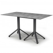 База для столу Nemo Folding Double 5072 H73 Antracite (5072AV81) - Бази для столів SCAB Design