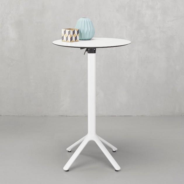 База для столу Nemo Folding 5075 H109 bianco (5075AV10) - Бази для столів SCAB Design