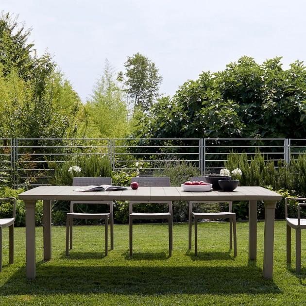 Розсувний стіл Per3 1893 Tortora (189315) - Обідні столи SCAB Design