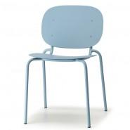 Стілець Si-Si 2503 Blue (2503ZO) - Стільці Si-Si 2503 SCAB Design
