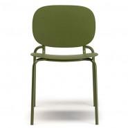 Стілець Si-Si 2503 Olive Green (2503ZV) - Стільці Si-Si 2503 SCAB Design