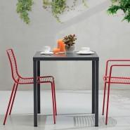 Обідній стіл Summer 2732 Antracite (2732VA) - Столи Summer 2732 80x80 SCAB Design
