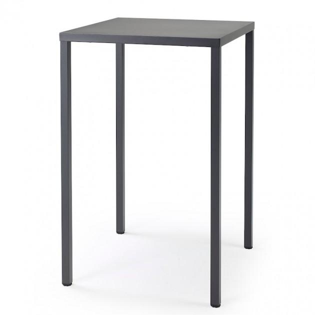 Барний стіл Summer 2734 Antracite (2734VA) - Барні столи h110 Summer 2734 70x70 SCAB Design