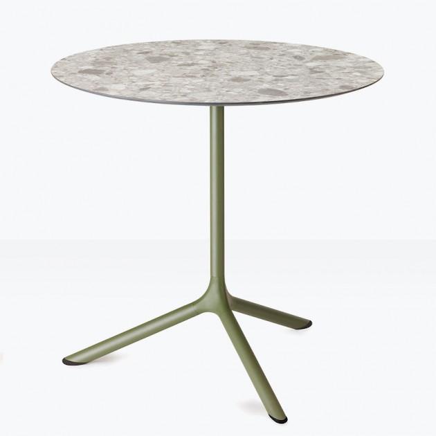База для столу Tripé Maxi 5006 H73 Olive Green (5006VD) - Бази для столів Tripé SCAB Design