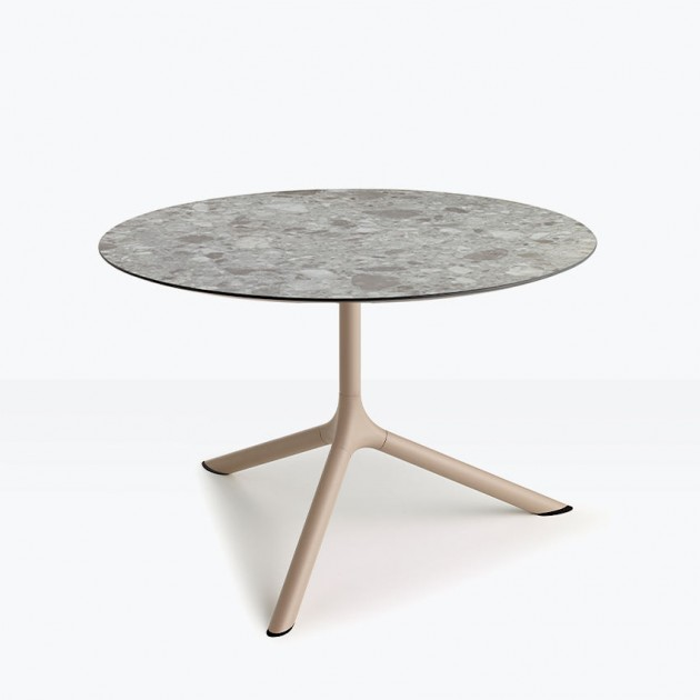 База для столу Tripé Maxi 5009 H50 Dove Grey (5009VT) - Бази для столів Tripé SCAB Design