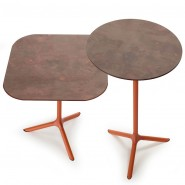 База для столу Tripé Folding 5000 H73 Terracotta (5000VE) - Бази для столів Tripé Folding SCAB Design