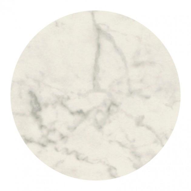 Стільниця Ø80 White Marmor (50290070) - Стільниці Topalit