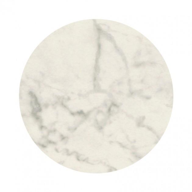 Стільниця Ø70 White Marmor (50310070) - Стільниці Topalit
