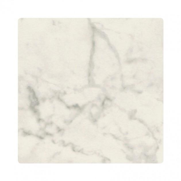 Стільниця 70x70 White Marmor (52150070) - Стільниці Topalit