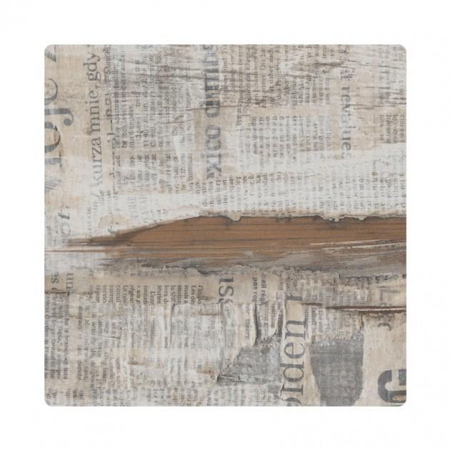 Стільниця 70x70 Newspaper (52150151) - Стільниці Topalit