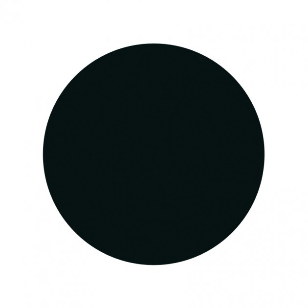 Стільниця Ø60 Black (50120407) - Стільниці Topalit