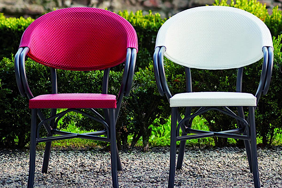 Ікона стилю від Antiga крісло для літніх майданчиків ресторанів та кафе Gio
