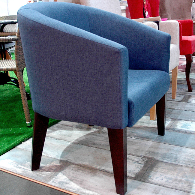 М'яке крісло для кафе Lilac