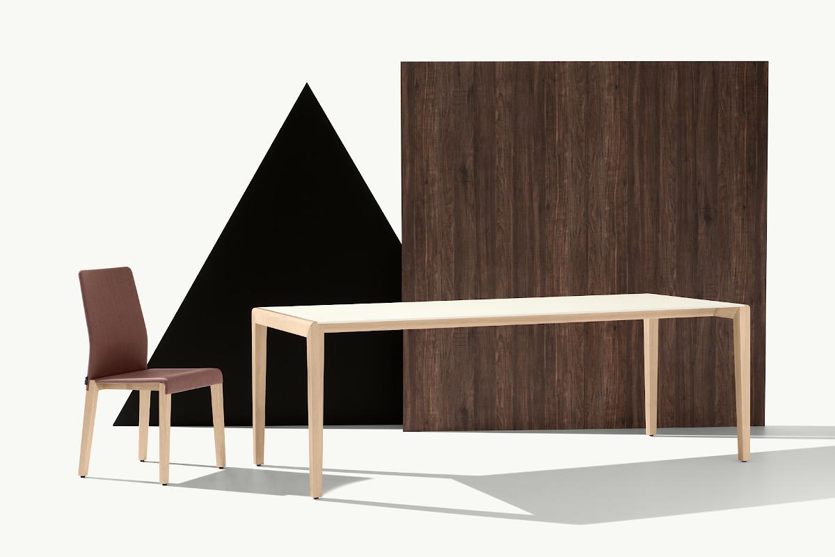 Колекція столів і стільців Dalton від італійського бренду Et al.