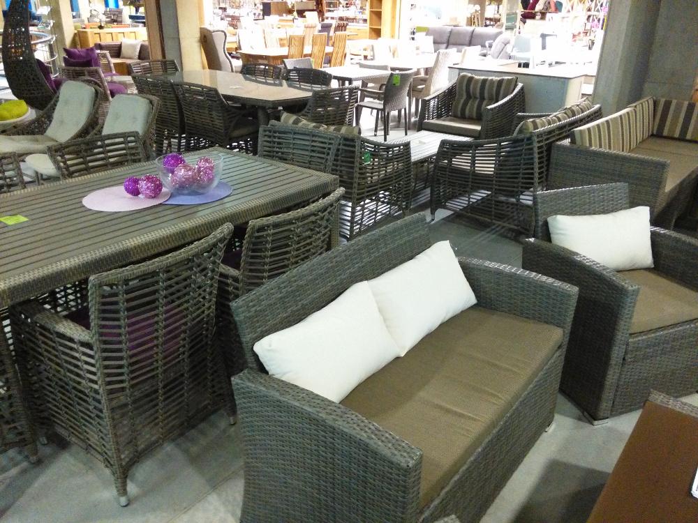 Вуличні меблі Garden4You • Купити садові меблі зі штучного ротангу в Україні - Вілла Ванілла ✔ Гаранія ✔ Доставка
