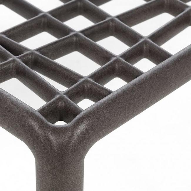 Міцний каркас універсального вуличного модульного дивана Komodo 5 від Nardi
