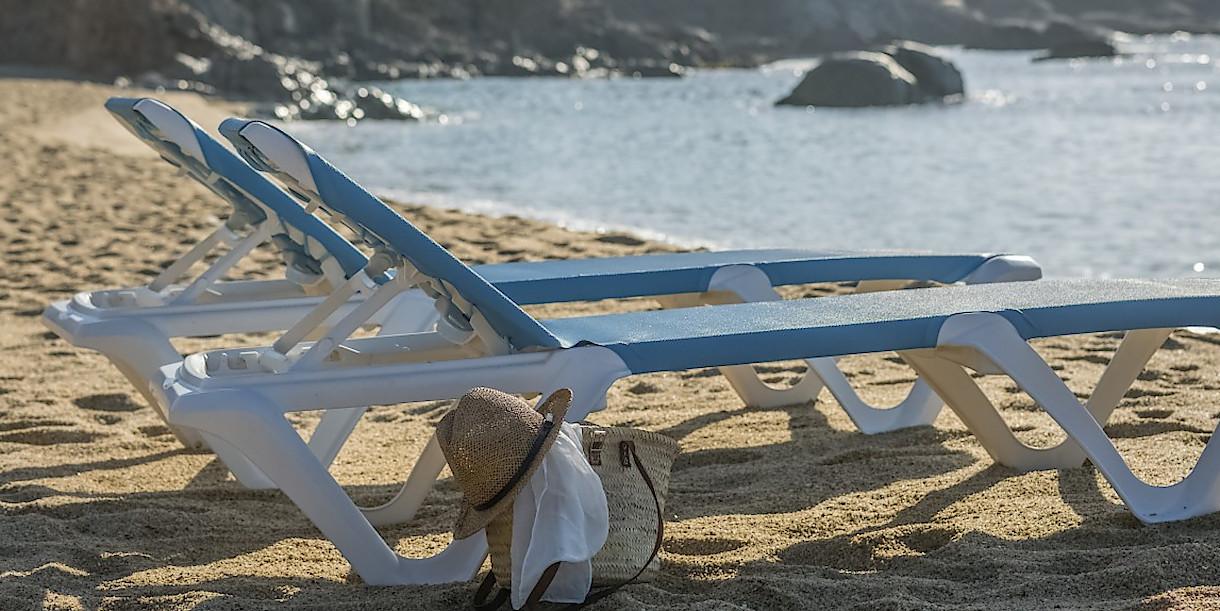 Купити іспанські пляжні шезлонги EVA Pro від Balliu
